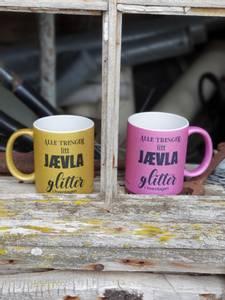 Bilde av Glitterkopp Jævla Glitter